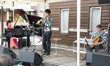 中村仁樹とのジャズセッション