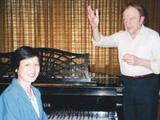 クラシックピアノのLehman先生
