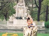 ウィーンモーツァルト墓